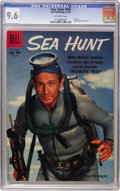 Silver Age (1956-1969):Adventure, Four Color #994 Sea Hunt (#2) (Dell, 1959) CGC NM+ 9.6 Off-white pages....