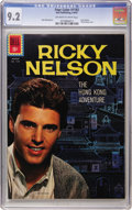 Silver Age (1956-1969):Adventure, Four Color #1192 Ricky Nelson (Dell, 1961) CGC NM- 9.2 Off-white to white pages....