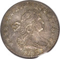 Early Half Dimes, 1803 H10C Small 8--4% Clipped Planchet--XF40 PCGS....