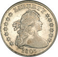 Early Dollars, 1803 $1 Small 3 AU53 NGC....