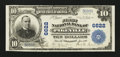 National Bank Notes:Kentucky, Pikeville, KY - $10 1902 Plain Back Fr. 624 The First NB Ch. #6622. ...