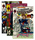 Modern Age (1980-Present):Superhero, The Amazing Spider-Man Western Penn pedigree Group (Marvel,1987-90) Condition: Average NM.... (Total: 27 Comic Books)