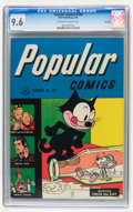Golden Age (1938-1955):Miscellaneous, Popular Comics #120 File Copy (Dell, 1946) CGC NM+ 9.6 Off-white to white pages....