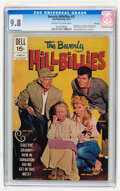 Bronze Age (1970-1979):Humor, Beverly Hillbillies #21 File Copy (Dell, 1971) CGC NM/MT 9.8Off-white to white pages....