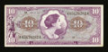 Military Payment Certificates:Series 651, Series 651 $10 About New. ...
