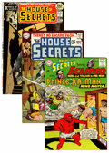 Silver Age (1956-1969):Mystery, House of Secrets/House of Mystery Group (DC, 1965-71) Condition:Average FN.... (Total: 6 Comic Books)
