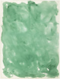 Fine Art - Painting, American:Contemporary   (1950 to present)  , BEAUFORD DELANEY (American, 1910-1979). Untitled, 1963.Watercolor on paper. 25-1/2 x 19-1/4 inches (64.8 x 48.9 cm). Si...