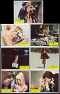 """Movie Posters:Crime, $ (Columbia, 1971). Lobby Cards (7) (11"""" X 14""""). Crime.. ... (Total: 7 Items)"""