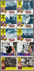 "Movie Posters:Cult Classic, Exploitation Lot (Various, 1967-1971). Lobby Cards (10) (11"" X 14""). Cult Classic.. ... (Total: 10 Items)"