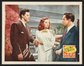 "Movie Posters:Film Noir, Leave Her to Heaven (20th Century Fox, 1945). Lobby Card (11"" X14""). Film Noir.. ..."