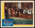 """Movie Posters:Hitchcock, Rebecca (United Artists, R-1946). Lobby Card (11"""" X 14"""").Hitchcock.. ..."""
