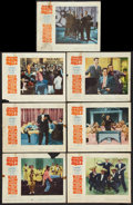 """Movie Posters:Rock and Roll, Mister Rock and Roll (Paramount, 1957). Lobby Cards (7) (11"""" X14""""). Rock and Roll.. ... (Total: 7 Items)"""