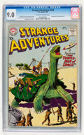 Silver Age (1956-1969):Science Fiction, Strange Adventures #118 (DC, 1960) CGC VF/NM 9.0 Off-white to whitepages....