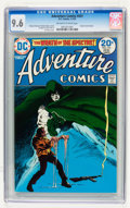 Bronze Age (1970-1979):Horror, Adventure Comics #431 (DC, 1974) CGC NM+ 9.6 Off-white to whitepages....