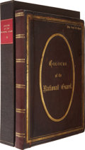 Military & Patriotic:Civil War, [Asher Taylor]: Notes on the Colours of the National Guard, With Some Incidental Passages of the History of the Regiment...