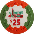 Miscellaneous:Gaming Chips, The Mint $25 Las Vegas Casino Chip, Third issue, R-6, Circa1964....