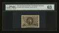 Fractional Currency:Second Issue, Fr. 1246 10¢ Second Issue PMG Choice Uncirculated 63....