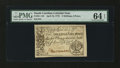 Colonial Notes:South Carolina, South Carolina April 10, 1778 2s6d PMG Choice Uncirculated 64EPQ....