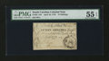 Colonial Notes:South Carolina, South Carolina April 10, 1778 15s PMG About Uncirculated 55 EPQ....
