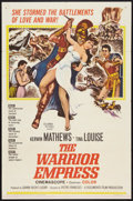 "Movie Posters:Adventure, The Warrior Empress (Columbia, 1960). One Sheet (27"" X 41"").Adventure.. ..."