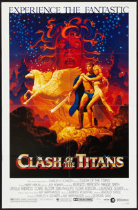 """Clash of the Titans (MGM, 1981). One Sheet (27"""" X 41""""). Fantasy"""