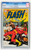 Silver Age (1956-1969):Superhero, The Flash #185 (DC, 1969) CGC NM/MT 9.8 Off-white to white pages....