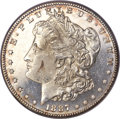 Morgan Dollars, 1887-S $1 MS64 Prooflike PCGS....