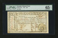 Colonial Notes:Georgia, Georgia May 4, 1778 $20 PMG Gem Uncirculated 65 EPQ....
