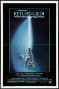 "Movie Posters:Science Fiction, Return of the Jedi (20th Century Fox, 1983). One Sheet (27"" X 41"")Flat-Folded Style A. Science Fiction.. ..."
