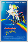 "Movie Posters:Animated, Rainbow Brite and the Star Stealer (Warner Brothers, 1985). One Sheet (27"" X 41"") Advance. Animated.. ..."