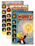 Bronze Age (1970-1979):Cartoon Character, Richie Rich Money World #1-59 File Copies Group (Harvey, 1972-82)Condition: Average VF/NM.... (Total: 59 Comic Books)