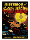 Golden Age (1938-1955):Horror, Misterios del Gato Negro #20 File Copy (Harvey, 1954) Condition:VF....