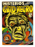 Golden Age (1938-1955):Horror, Misterios del Gato Negro #16 File Copy (Harvey, 1954) Condition:VF-....