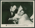 """Movie Posters:Hitchcock, Henry Fonda and Vera Miles in """"The Wrong Man"""" (Warner Brothers,1957). Photos (2) (8"""" X 10""""). Hitchcock.. ... (Total: 2 Items)"""