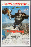 """Movie Posters:Horror, King Kong (Paramount, 1976). One Sheet (27"""" X 41""""). Horror.. ..."""