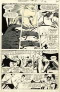 Original Comic Art:Panel Pages, Neal Adams The Spectre #5 page 16 Original Art (DC,1968)....