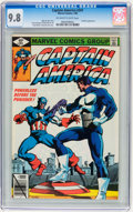 Modern Age (1980-Present):Superhero, Captain America #241 (Marvel, 1980) CGC NM/MT 9.8 Off-white towhite pages....