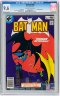 Modern Age (1980-Present):Superhero, Batman #315, 336, and 426 CGC Group (DC, 1979-88) CGC NM+ 9.6....(Total: 3 Comic Books)