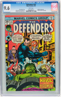 Bronze Age (1970-1979):Superhero, The Defenders #33, 34, and 37 CGC Group (Marvel, 1976) CGC NM+ 9.6 White pages.... (Total: 3 Comic Books)