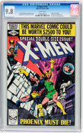 Modern Age (1980-Present):Superhero, X-Men #137 (Marvel, 1980) CGC NM/MT 9.8 White pages....