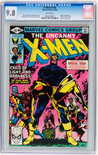X-Men #136 (Marvel, 1980) CGC NM/MT 9.8 White pages