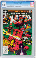 Modern Age (1980-Present):Superhero, X-Men #160, 164, and 165 CGC Group (Marvel, 1982-83) CGC NM/MT 9.8Off-white to white pages.... (Total: 3 Comic Books)