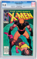 Modern Age (1980-Present):Superhero, X-Men CGC Group (Marvel, 1984) CGC NM/MT 9.8 Off-white to whitepages.... (Total: 4 Comic Books)