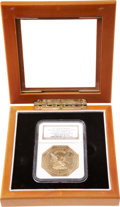 "S.S.C.A. Relic Gold Medals, 2008 SSCA ""Humbert Commemorative"" Gem Proof NGC...."