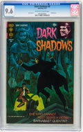 Bronze Age (1970-1979):Horror, Dark Shadows #9 (Gold Key, 1971) CGC NM+ 9.6 Off-white to whitepages....