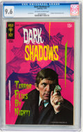 Bronze Age (1970-1979):Horror, Dark Shadows #7 (Gold Key, 1970) CGC NM+ 9.6 Off-white to whitepages....