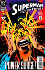 Issue cover for Issue #698