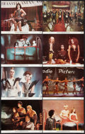 "Movie Posters:Rock and Roll, The Rocky Horror Picture Show (20th Century Fox, 1975). Lobby Card Set of 8, 1980 Calendar (11"" X 14""), British Souvenir Bro... (Total: 11 Items)"