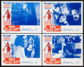 """Movie Posters:Exploitation, La Prostitution & Other Lot (Stratford, 1965). Lobby Card Setof 4 and Lobby Card Set of 8 (11"""" X 14""""). Exploitation. Altern...(Total: 12 Items)"""