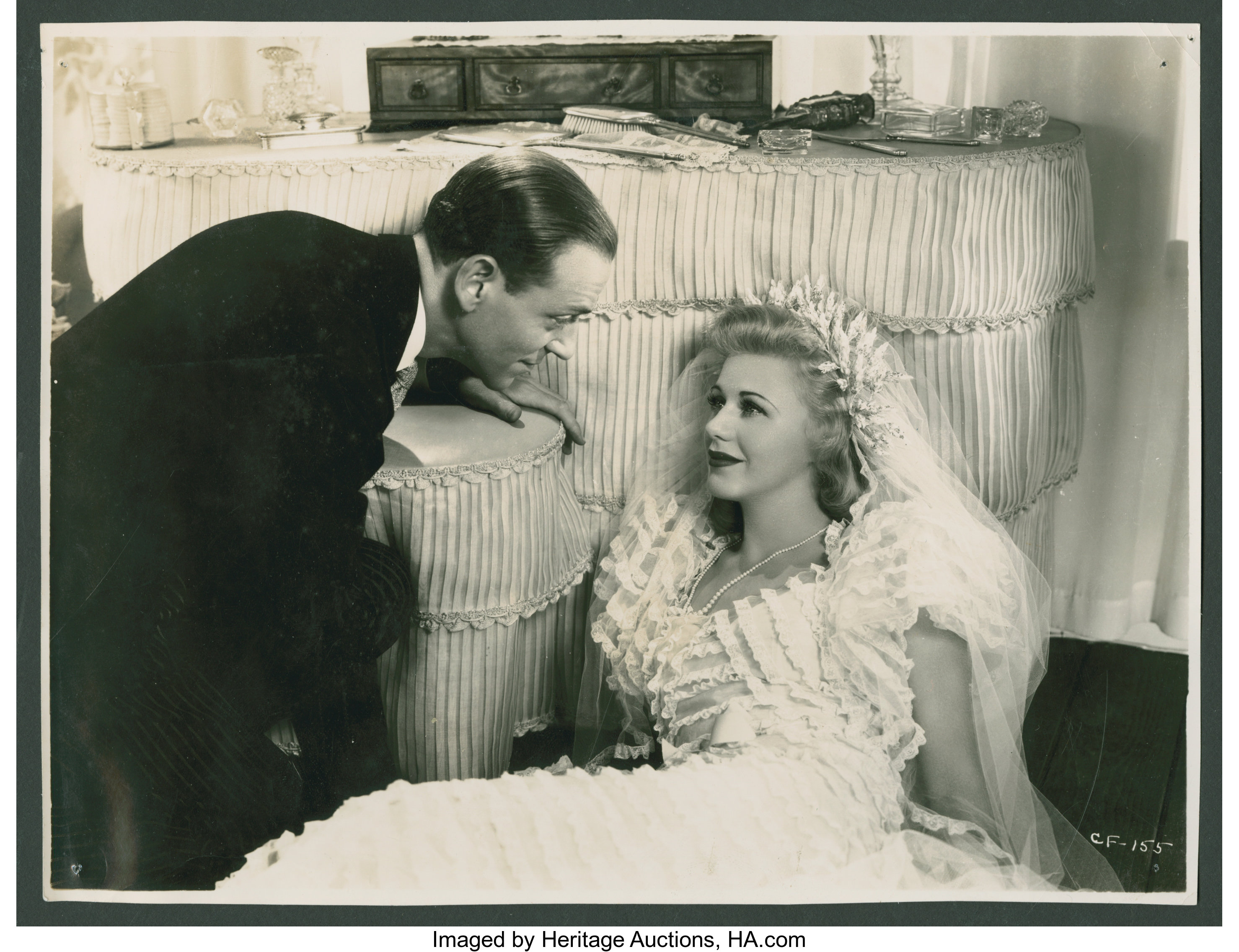 Fred Astaire And Ginger Rogers In Carefree Lot Rko 1938 Lot 52071 Heritage Auctions